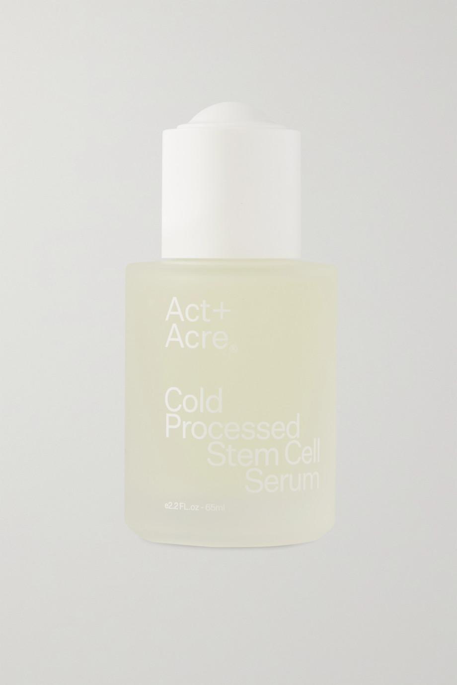 Act + Acre Sérum pour les cheveux et le cuir chevelu aux cellules souches, 65 ml