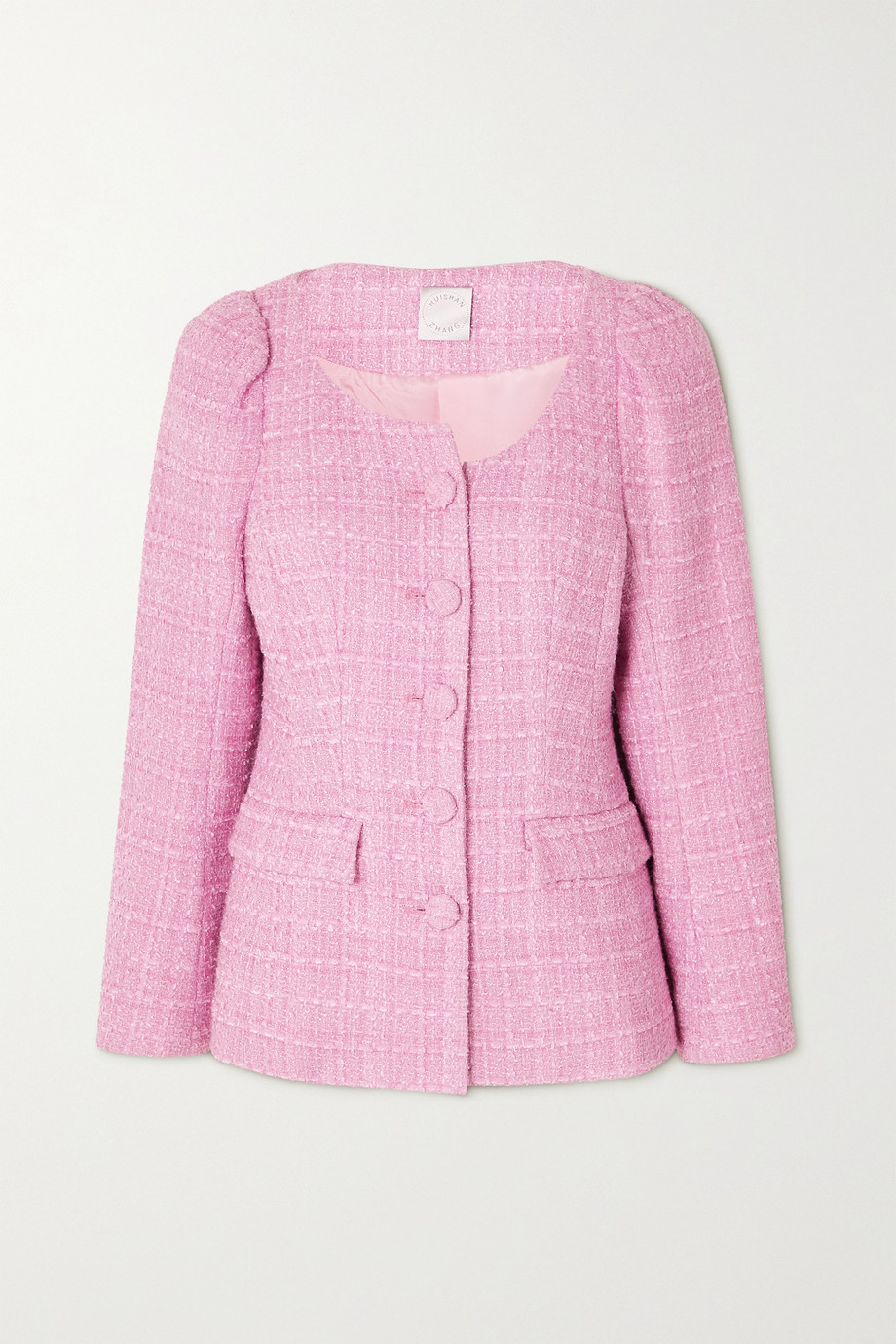 Huishan Zhang Catrina tweed jacket