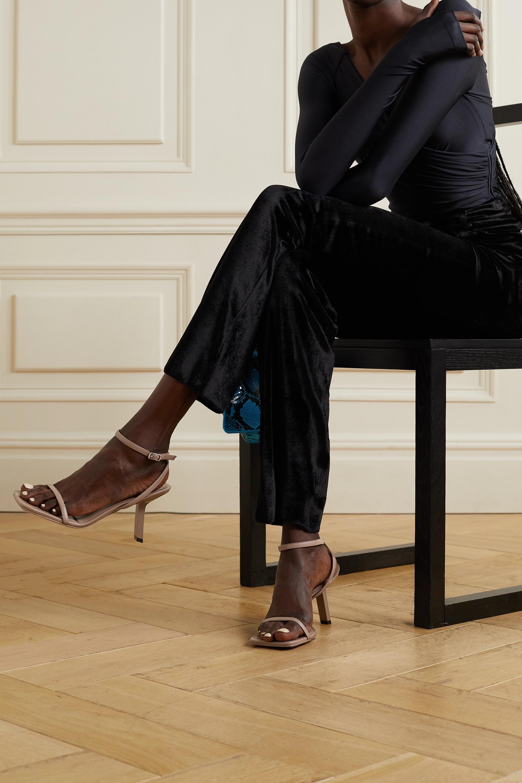 Balenciaga Sandales en cuir Void