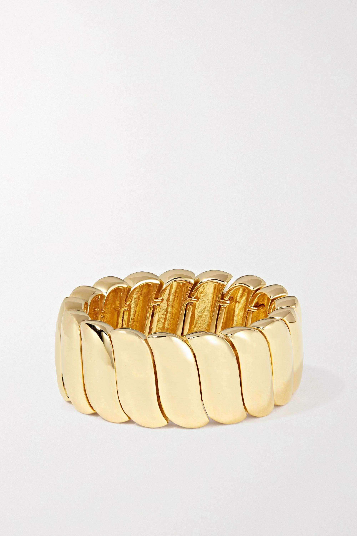 Anita Ko Large Zoe 18-karat gold ring