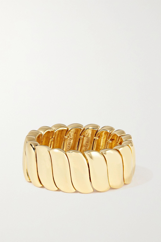 Anita Ko - Large Zoe 18-karat gold ring
