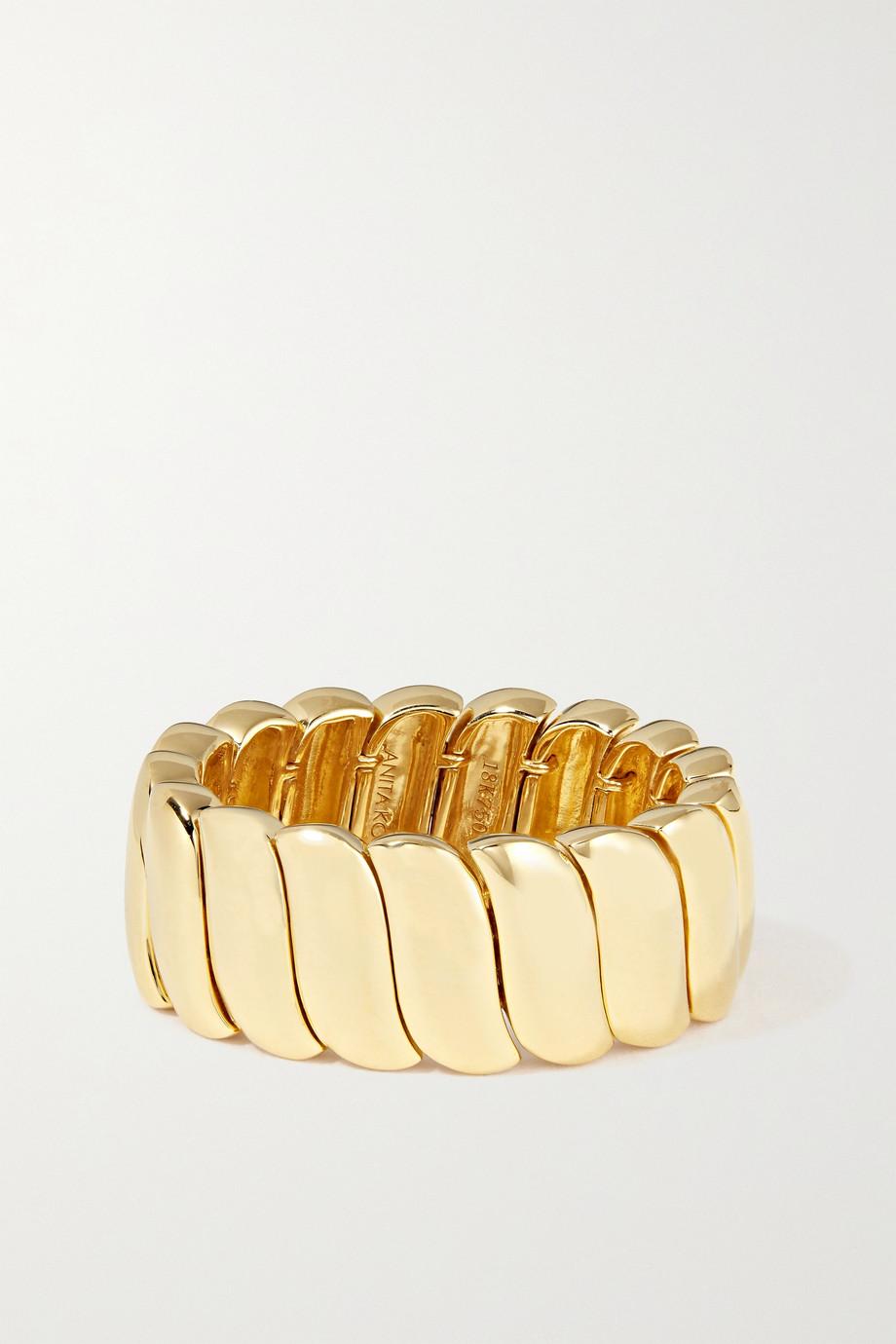 Anita Ko Bague en or 18 carats (750/1000) Large Zoe