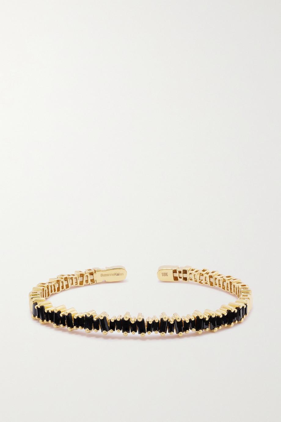 Suzanne Kalan Bracelet en or 18 carats (750/1000) et saphirs