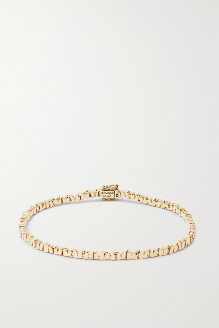 Suzanne Kalan Bracelet en or 18 carats (750/1000)