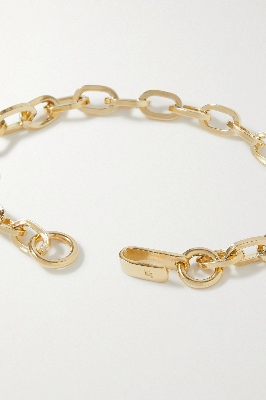 Jennifer Fisher XXS Essential vergoldetes Armband