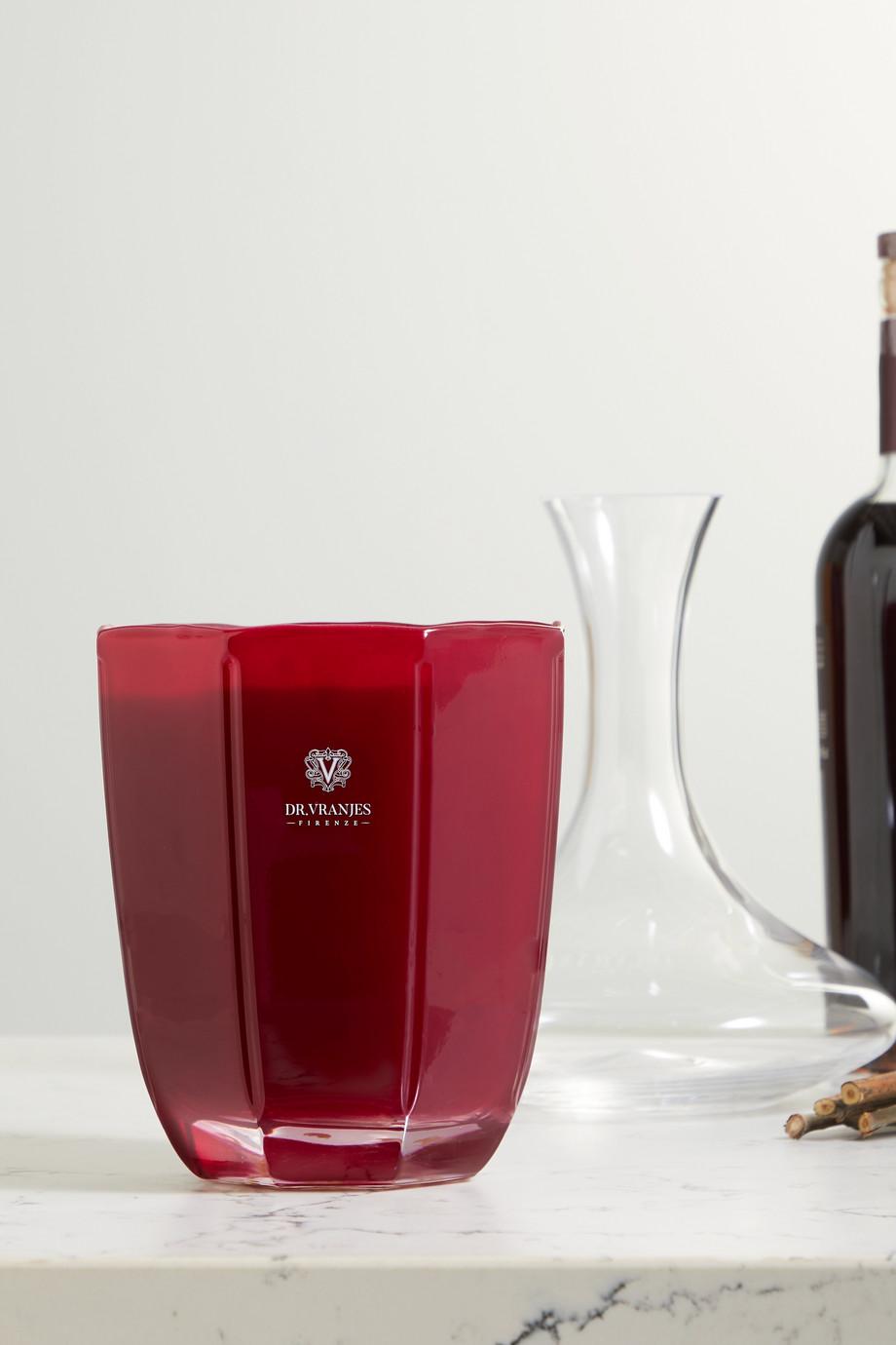 Dr. Vranjes Firenze Bougie parfumée Rosso Nobile, 1 kg