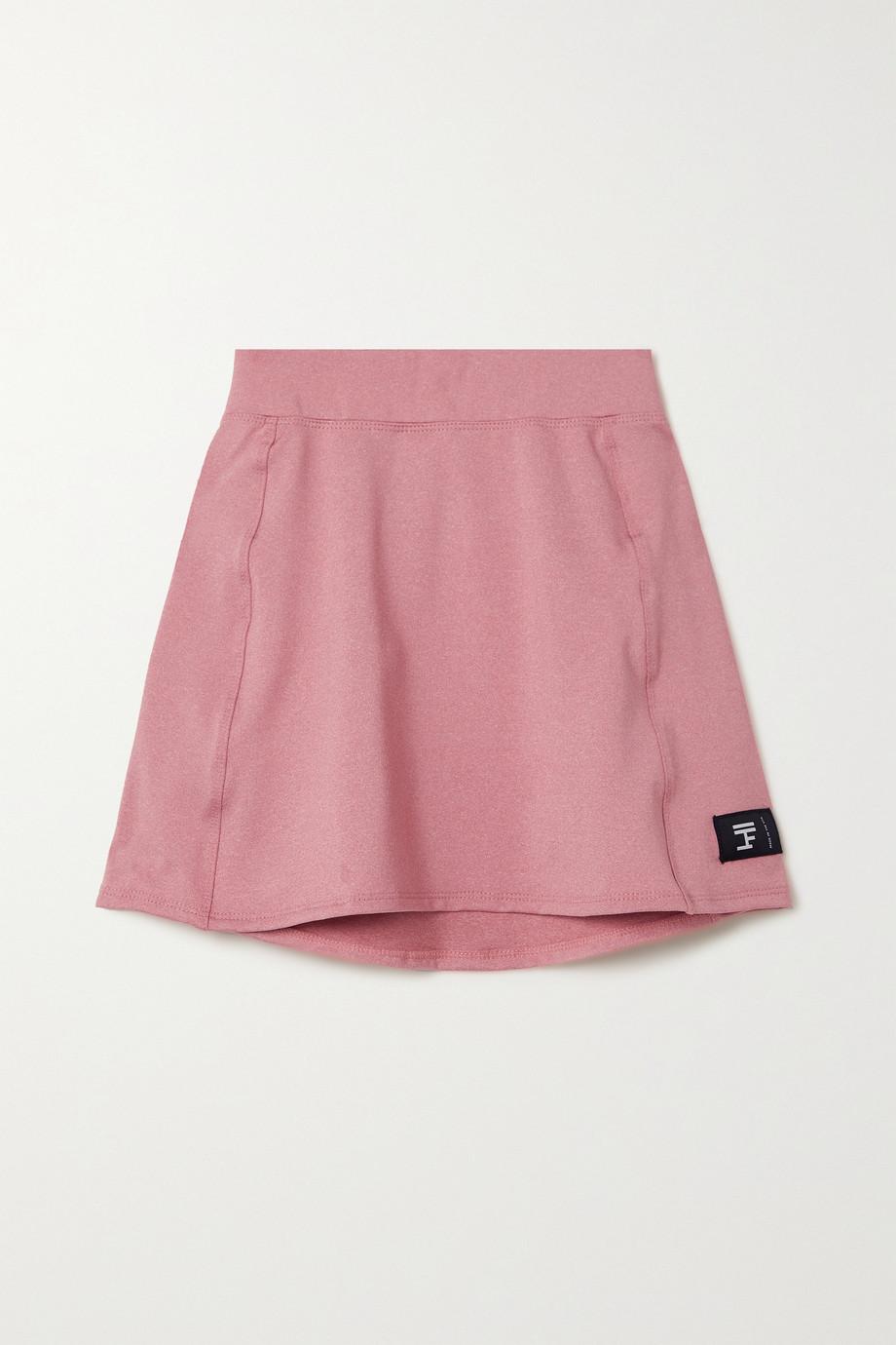FULL COURT SPORT Stretch-jersey tennis skirt