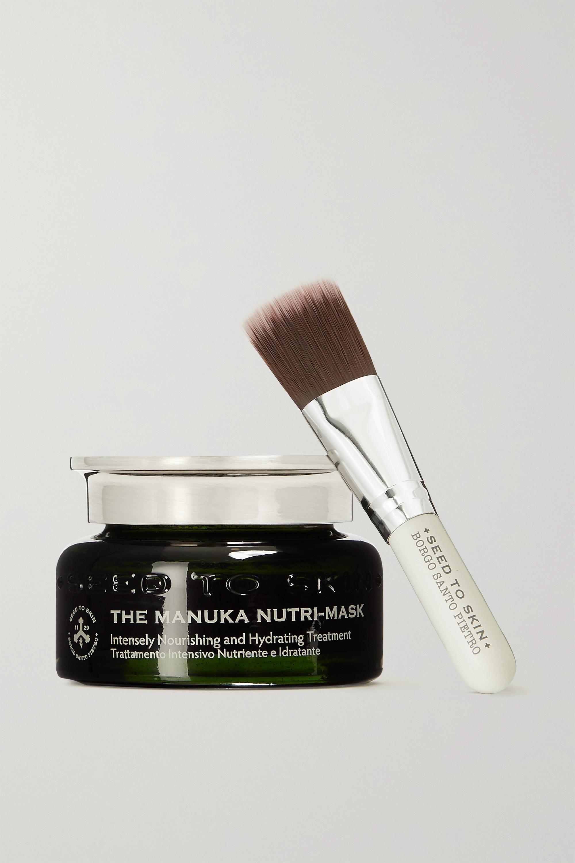 Seed to Skin The Manuka Nutri-Mask, 50 ml – Gesichtsmaske
