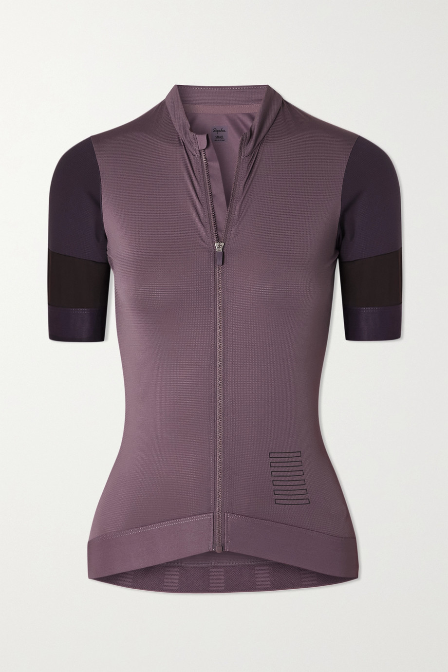 Rapha Pro Team Training color-block stretch cycling jersey
