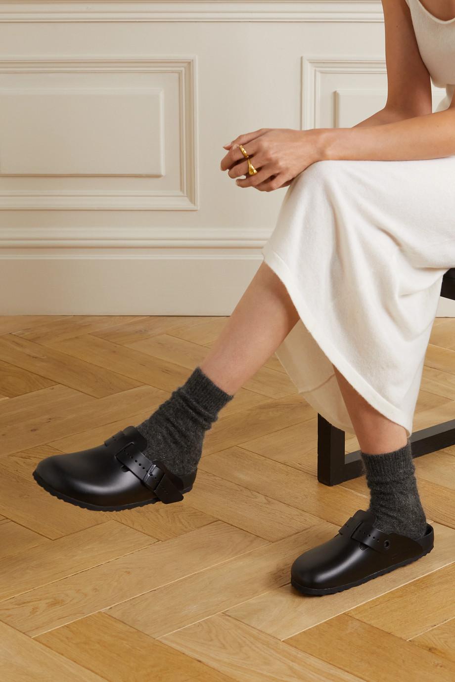 Brunello Cucinelli Metallic knitted socks