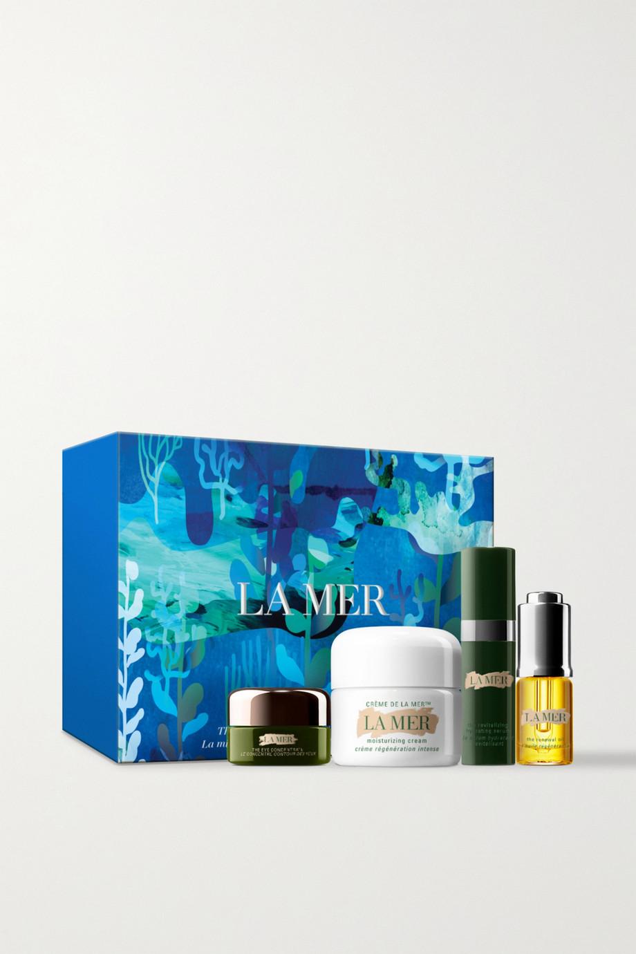 La Mer The Mini Miracle Broth™ Glow Collection – Hautpflegeset