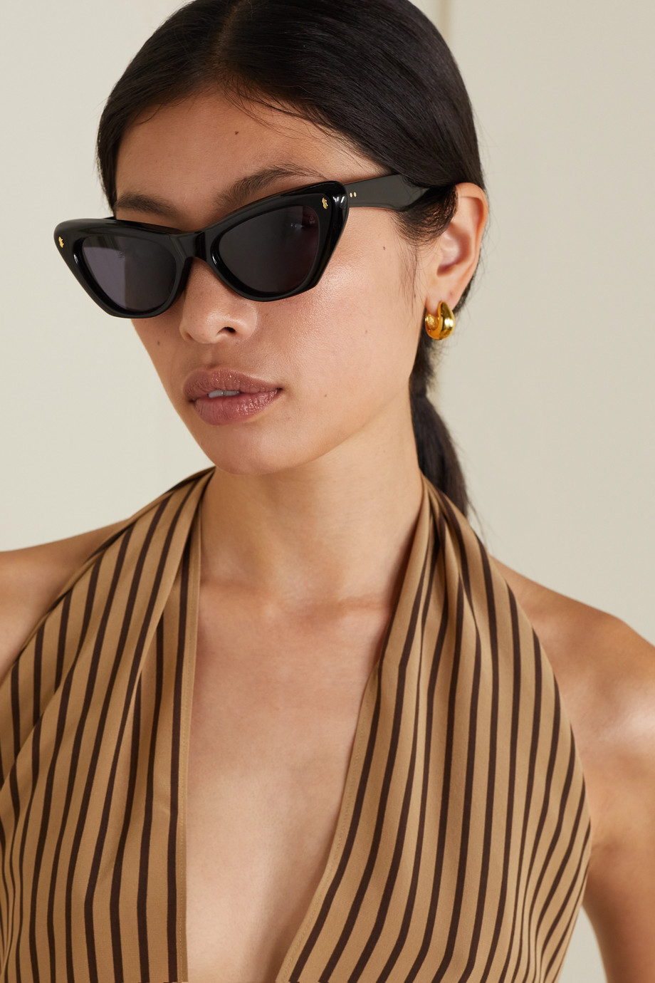 Jacques Marie Mage Kelly cat-eye acetate sunglasses