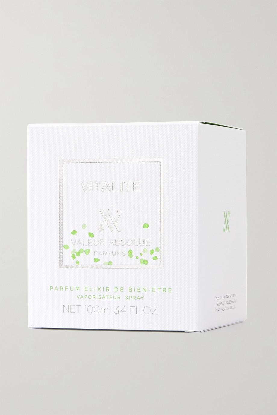 Valeur Absolue Parfum Vitalité, 100 ml
