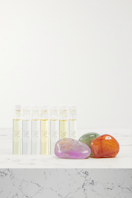 Valeur Absolue Coffret découverte d'eaux de parfums, 7 x 1,5 ml