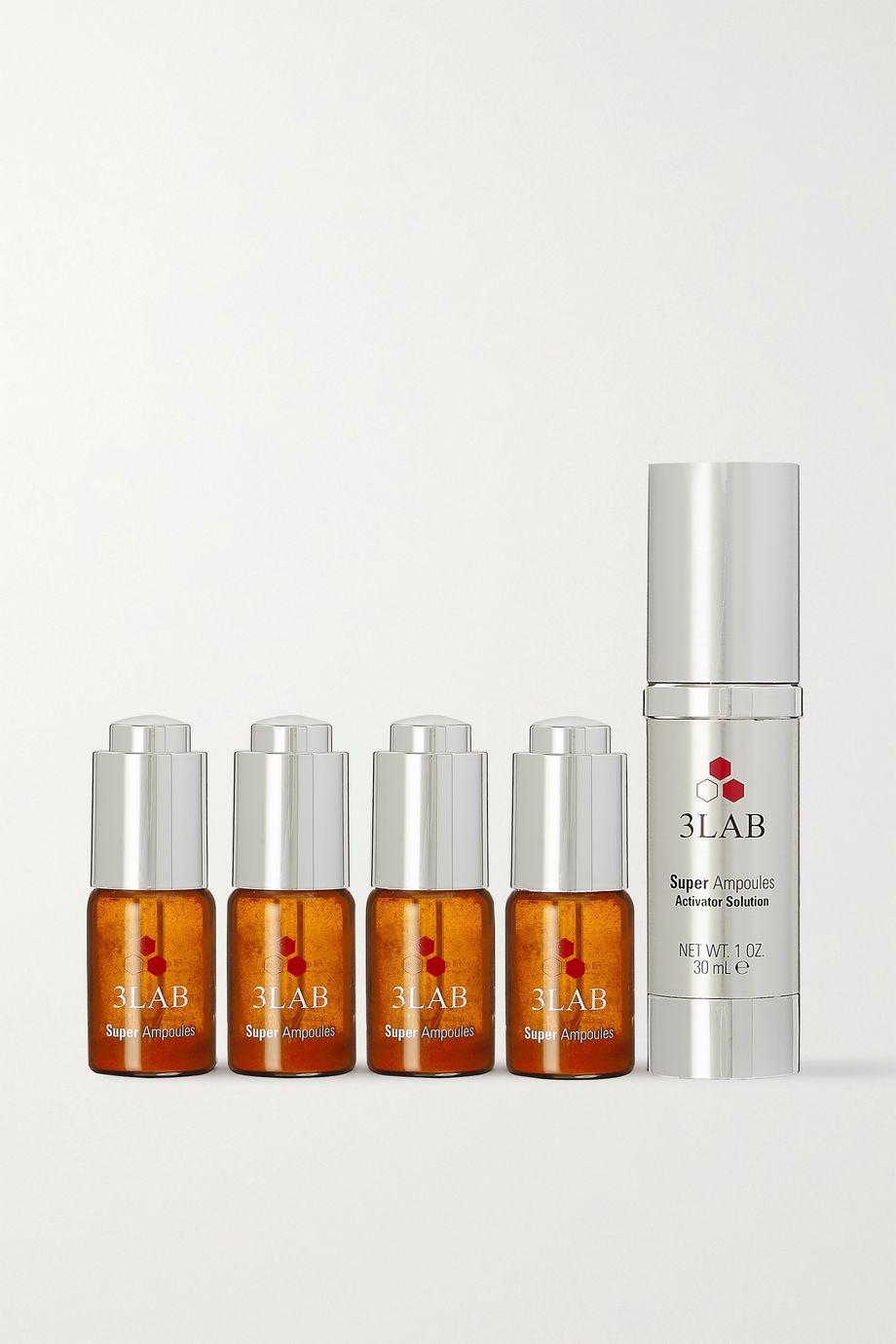 3LAB Super Ampoules set – Hautpflegeset