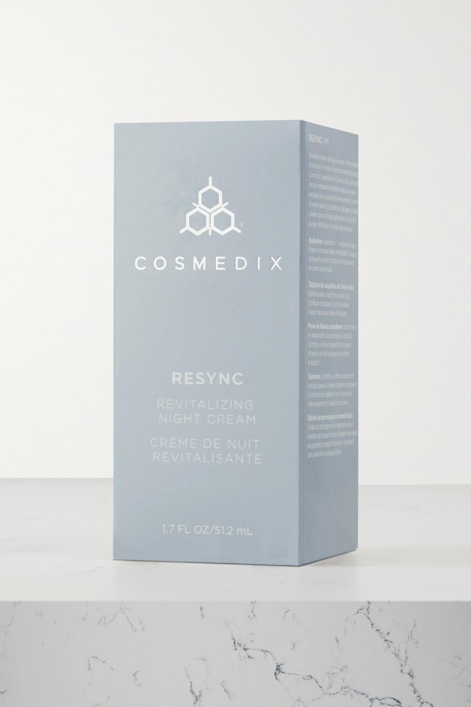 Cosmedix Resync Revitalizing Night Cream, 51,2 ml – Nachtcreme