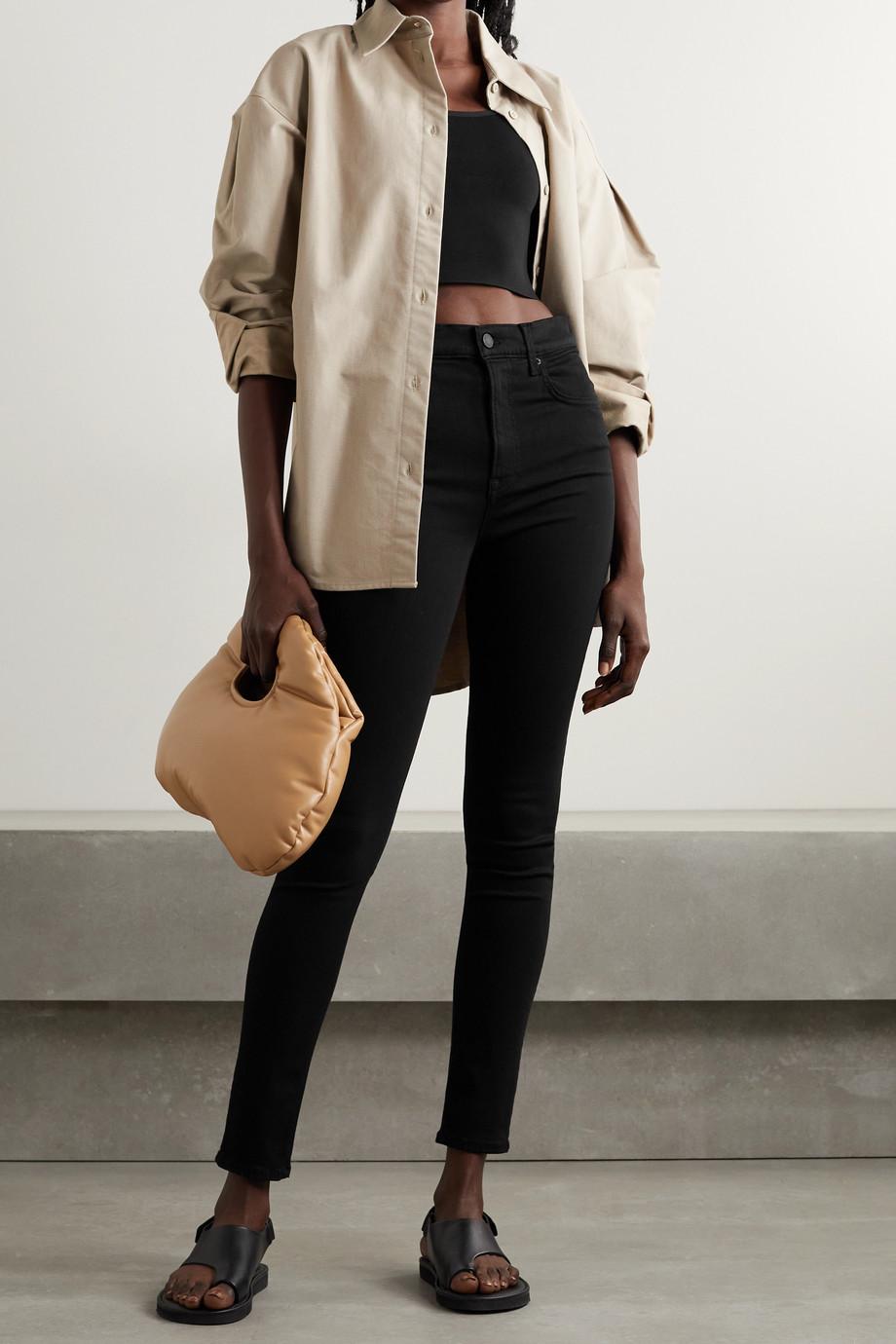 GRLFRND Kennedy high-rise skinny jeans
