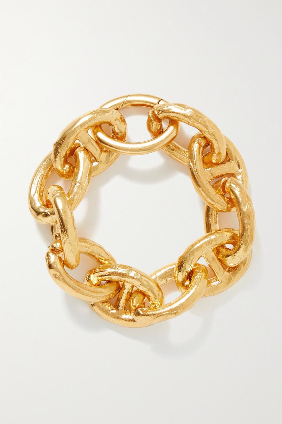 Alighieri Bracelet en plaqué or The Nocturnal Alchemy