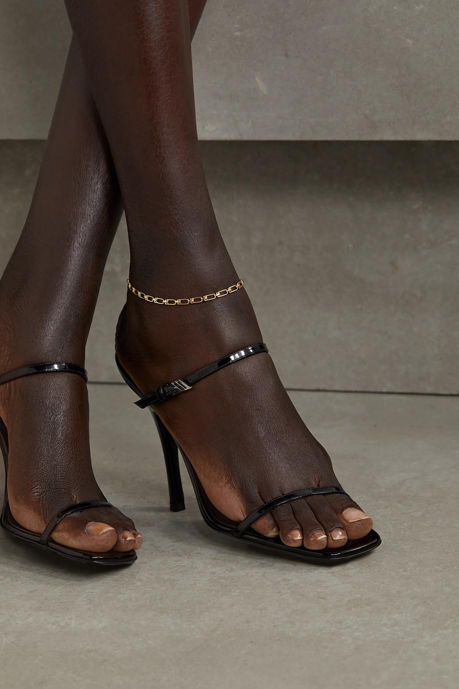 EÉRA Reine gold anklet