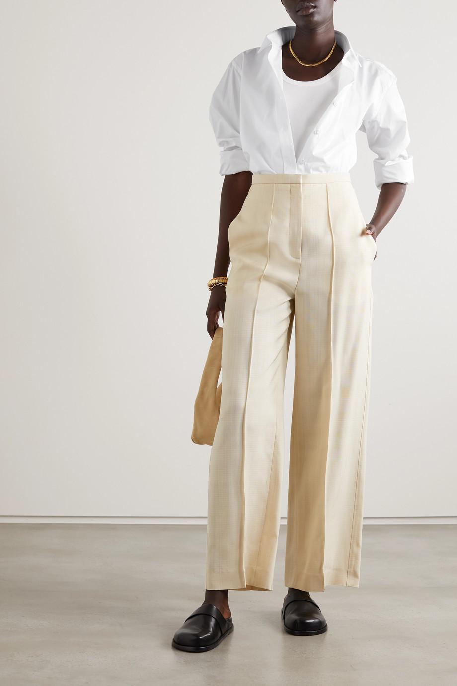 Emma Willis Jermyn Street cotton-poplin shirt