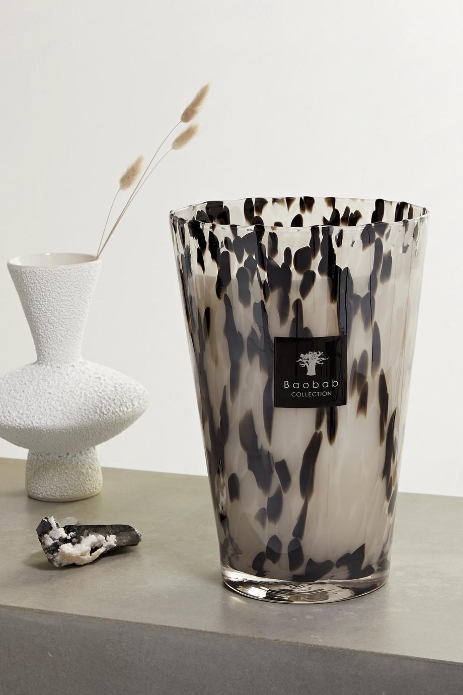 Baobab Collection Bougie parfumée Black Pearls Maxi Max 16, 6,4 kg