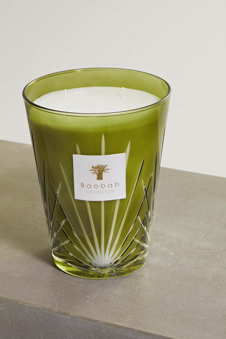 Baobab Collection Bougie parfumée Palm Springs Max 24, 5 kg