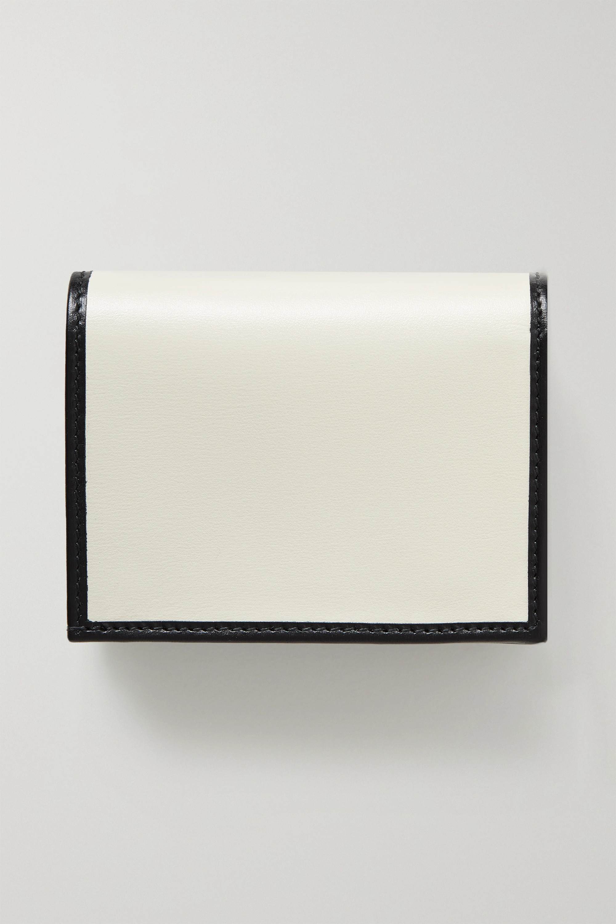 Gucci 1955 Horsebit two-tone leather wallet