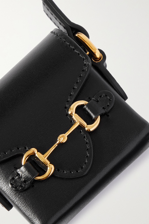 Gucci 1955 Horsebit leather AirPods case