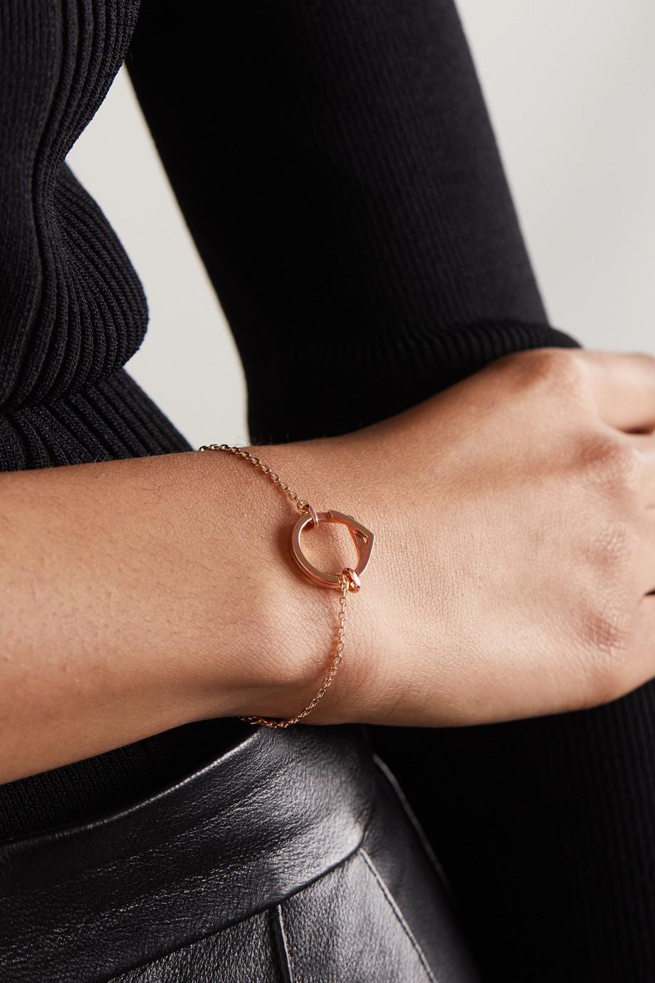 Repossi Bracelet en or rose 18 carats (750/1000)