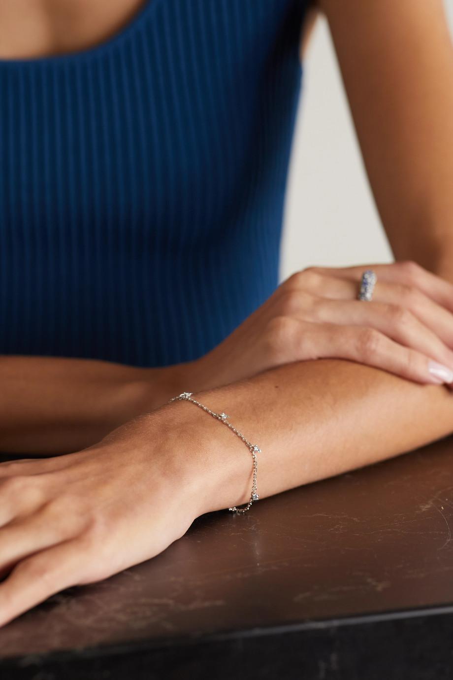 Piaget Sunlight Armband aus 18 Karat Weißgold mit Diamanten