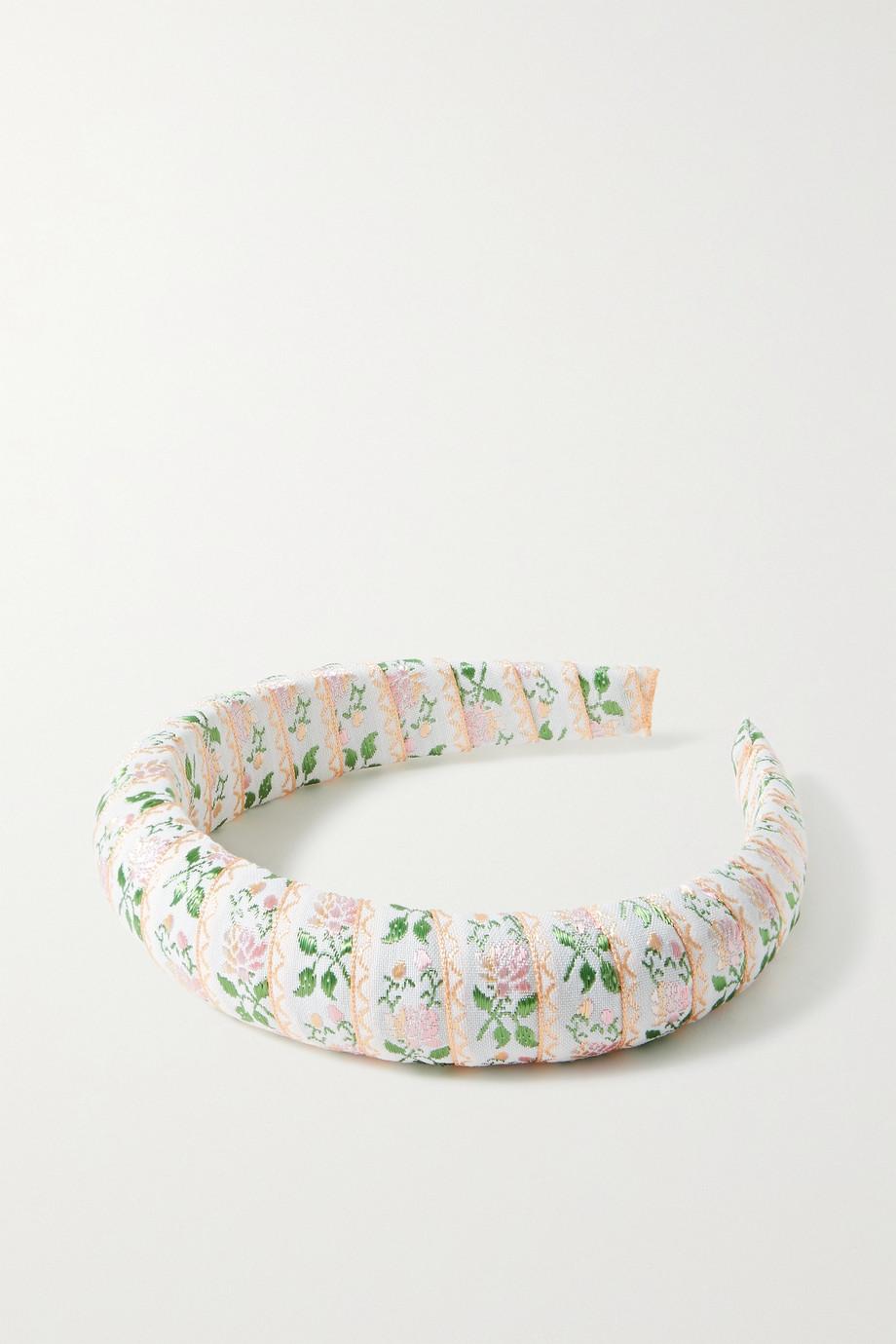 LELET NY Elsie jacquard headband