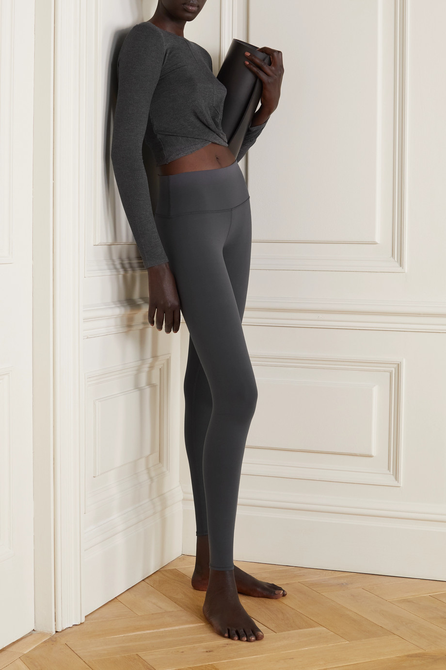 Alo Yoga Airbrush stretch leggings