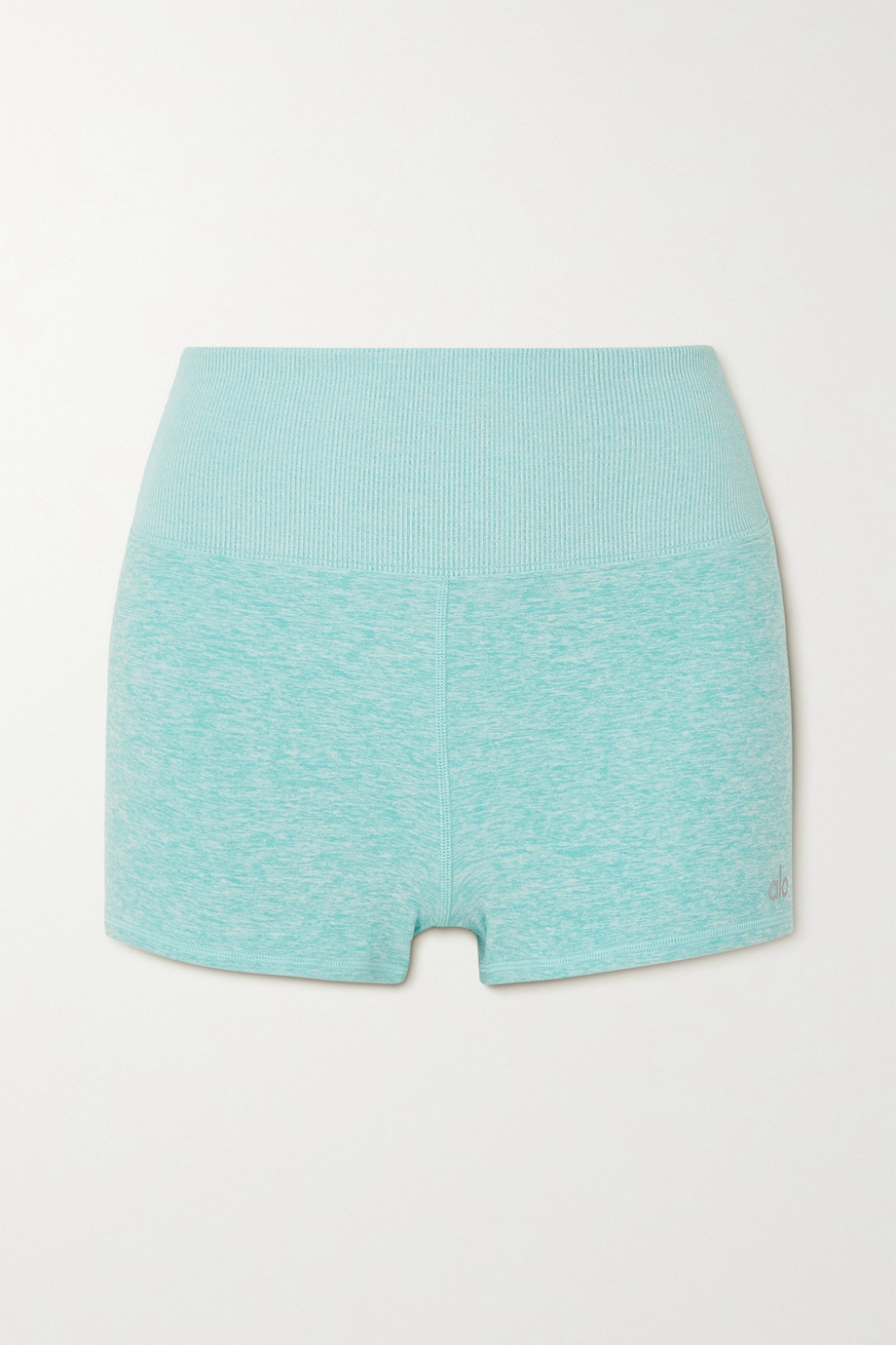 Alo Yoga Aura stretch-jersey shorts