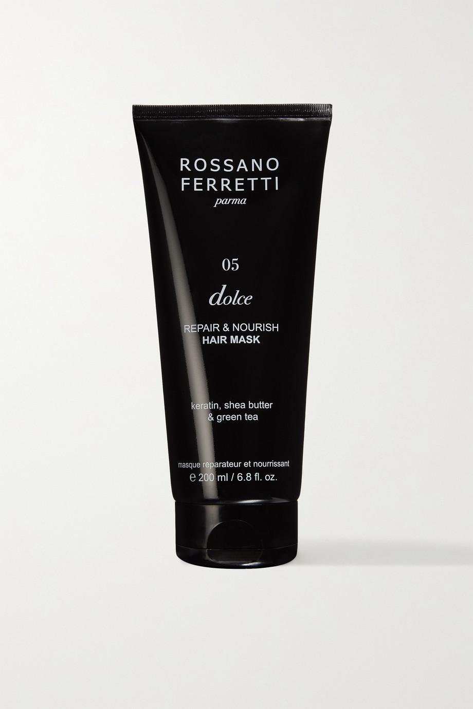 ROSSANO FERRETTI Parma Masque réparateur et nourrissant pour les cheveux Dolce, 200 ml