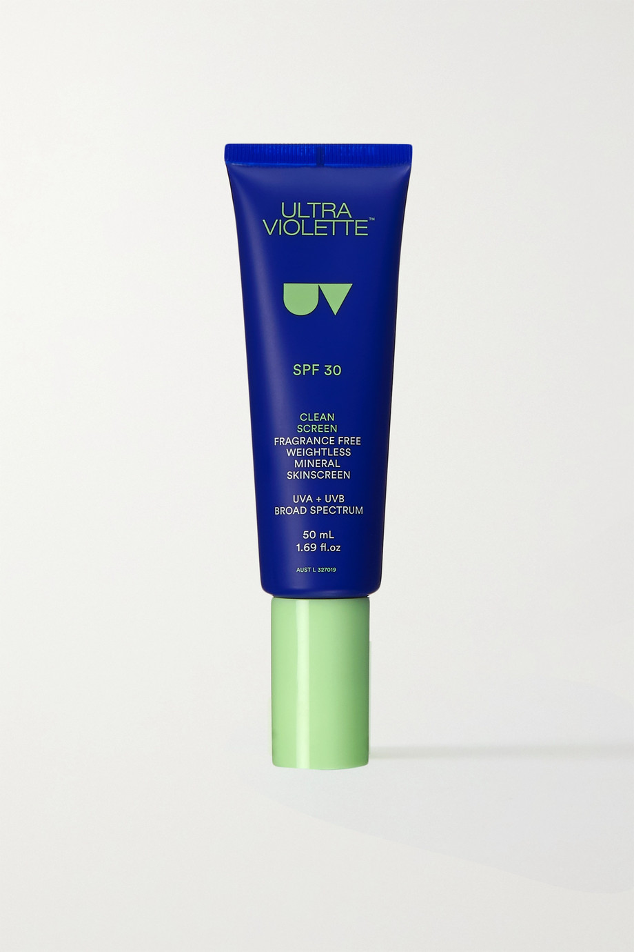 Ultra Violette Clean Screen Skinscreen LSF 30, 50 ml – Sonnencreme