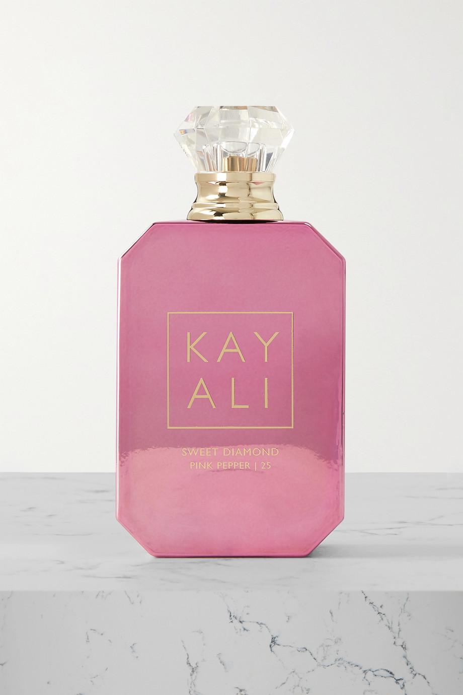 Huda Beauty Kayali Eau de Parfum - Sweet Diamond Pink Pepper 25, 100ml