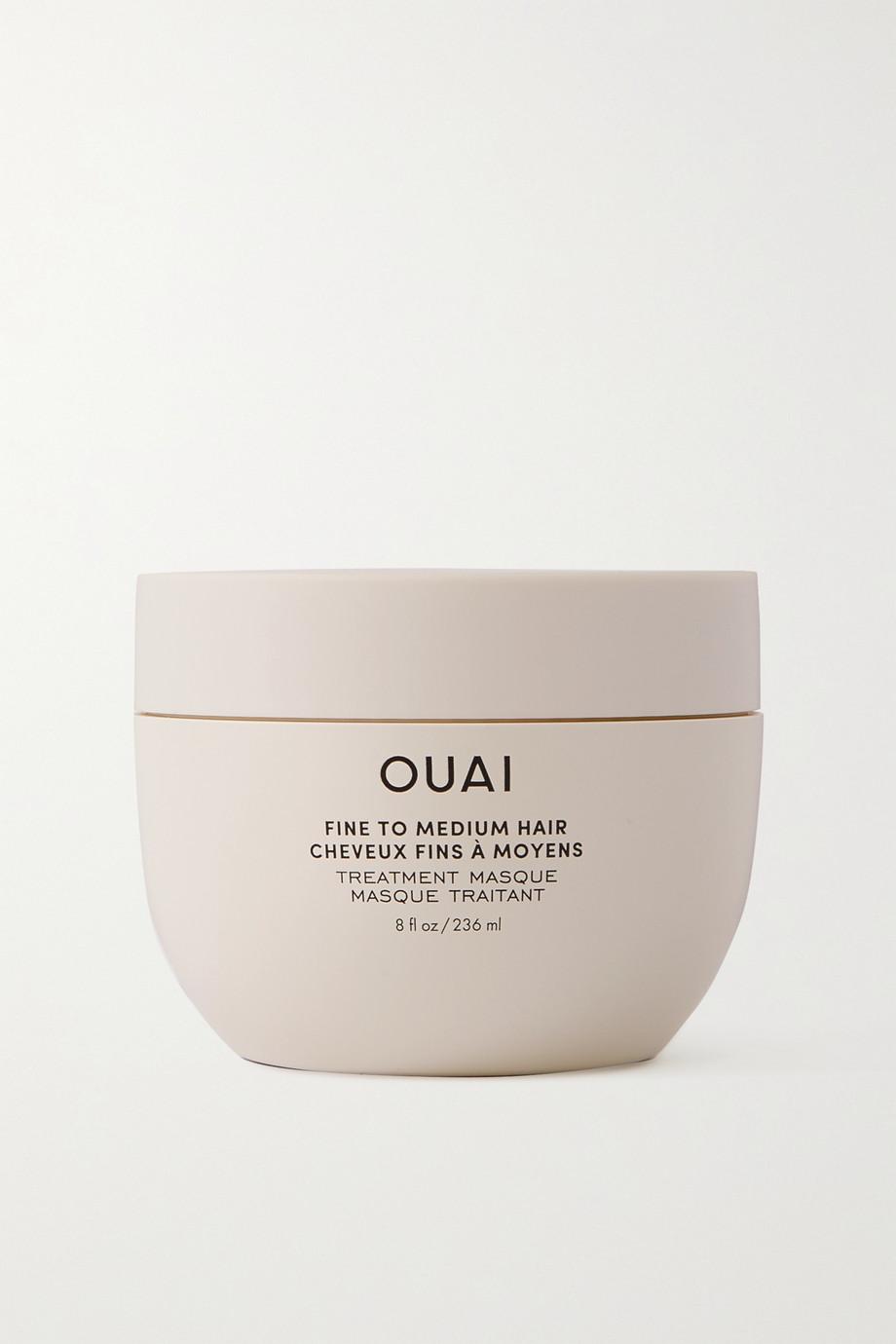 OUAI Haircare Fine/Medium Hair Treatment Masque, 236ml