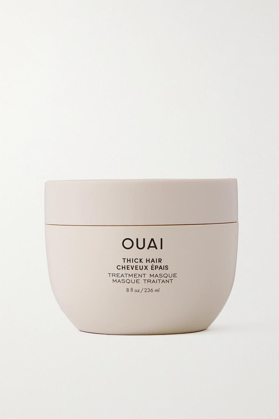 OUAI Haircare Masque traitant pour cheveux épais, 236 ml