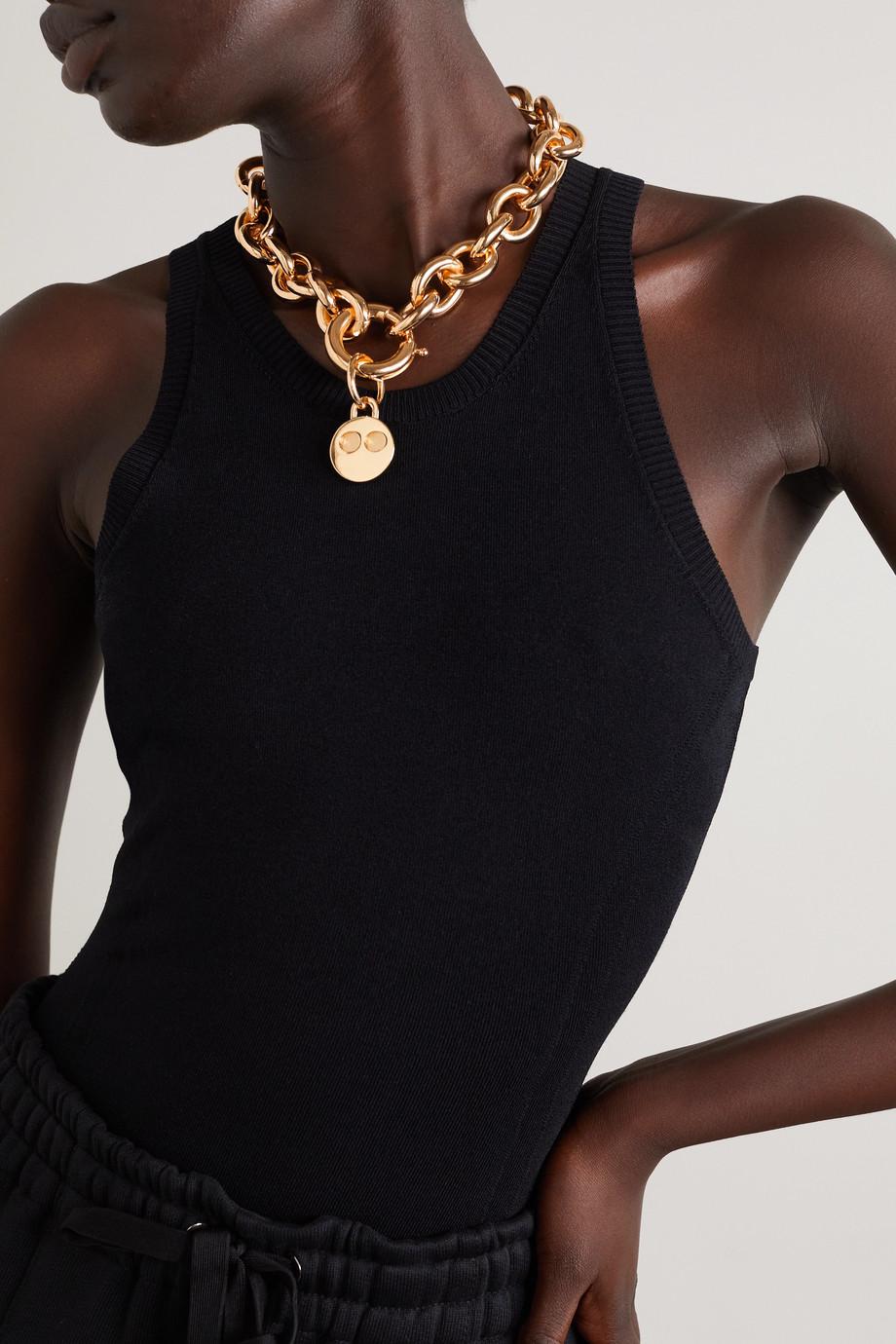 AZ Factory Gold-tone necklace