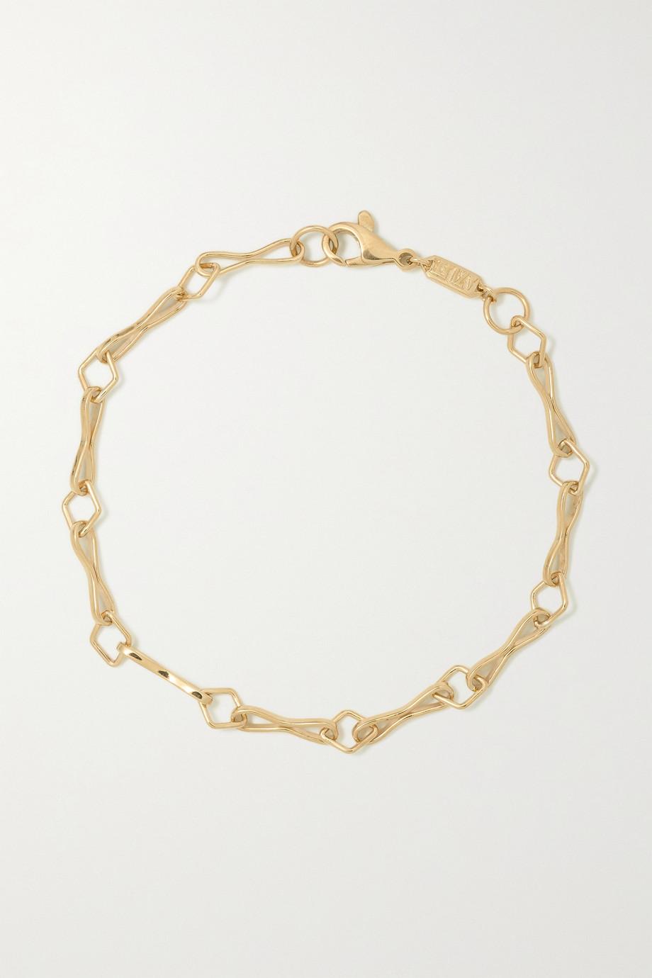 ᾹZLEE 18-karat gold bracelet