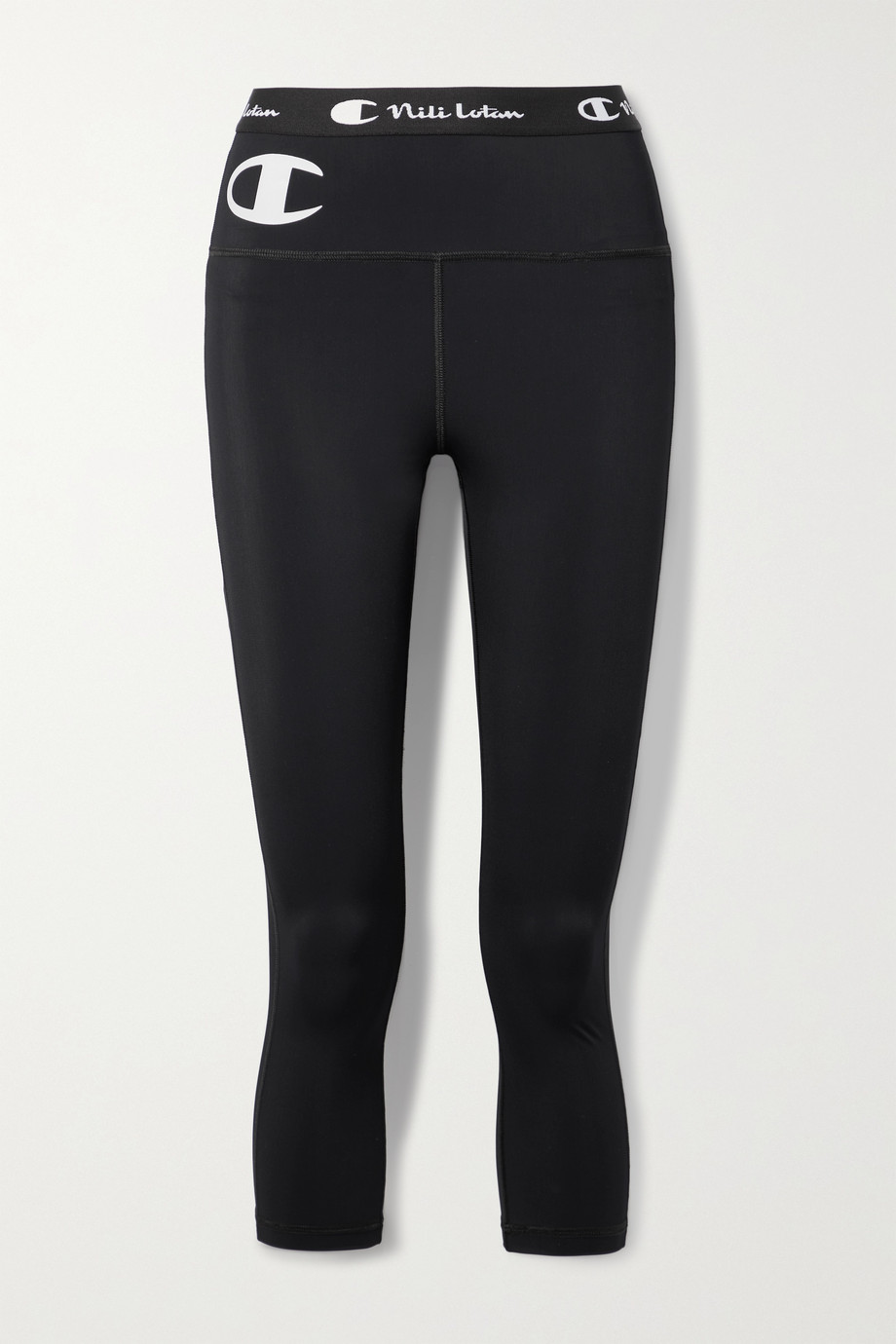 Nili Lotan + Champion printed stretch leggings