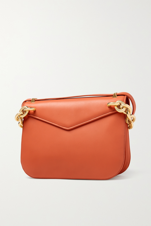 Bottega Veneta Mount large leather shoulder bag