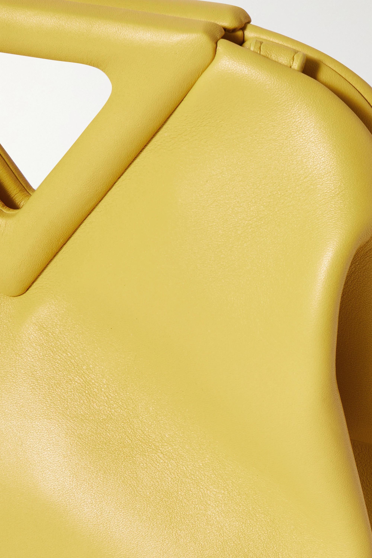 Bottega Veneta Sac à main en cuir Point Small