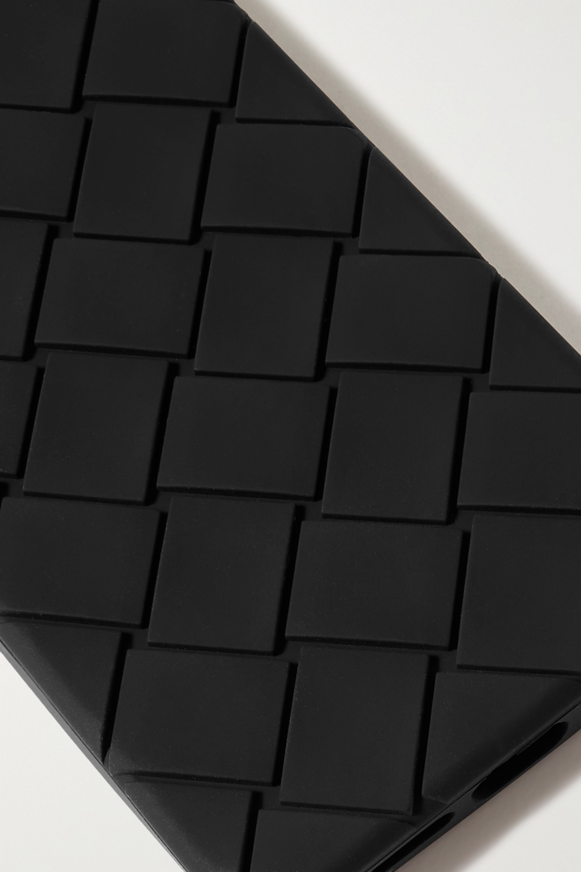 Bottega Veneta Étui pour iPhone 12 Pro en caoutchouc intrecciato