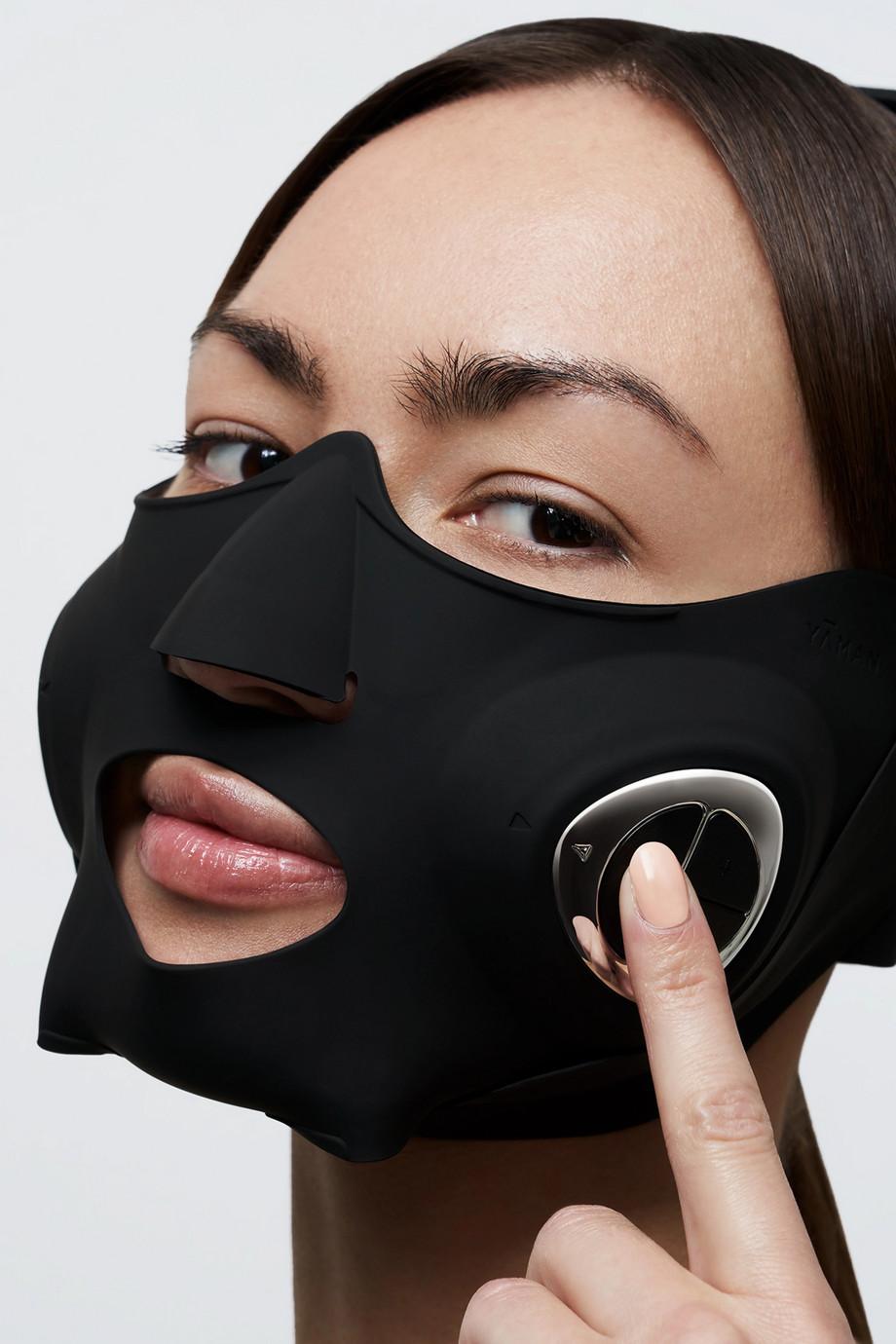 FaceGym Masque de stimulation musculaire électrique