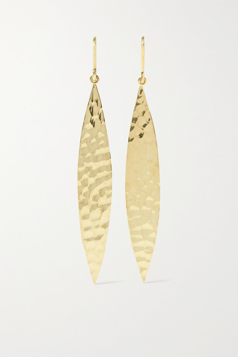 Jennifer Meyer 18-karat gold earrings
