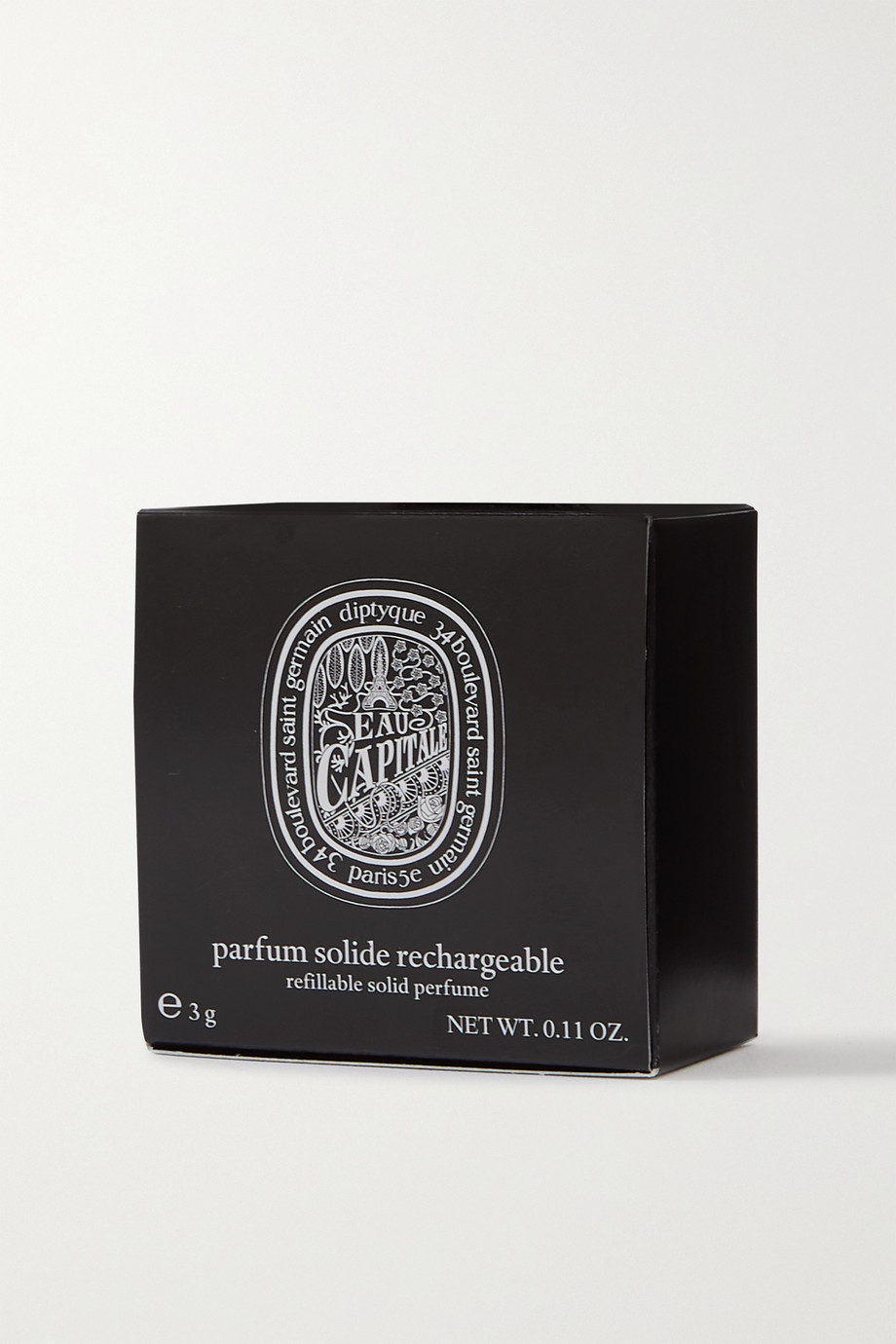 Diptyque Capitale, 3 g – Nachfüllbares Cremeparfum