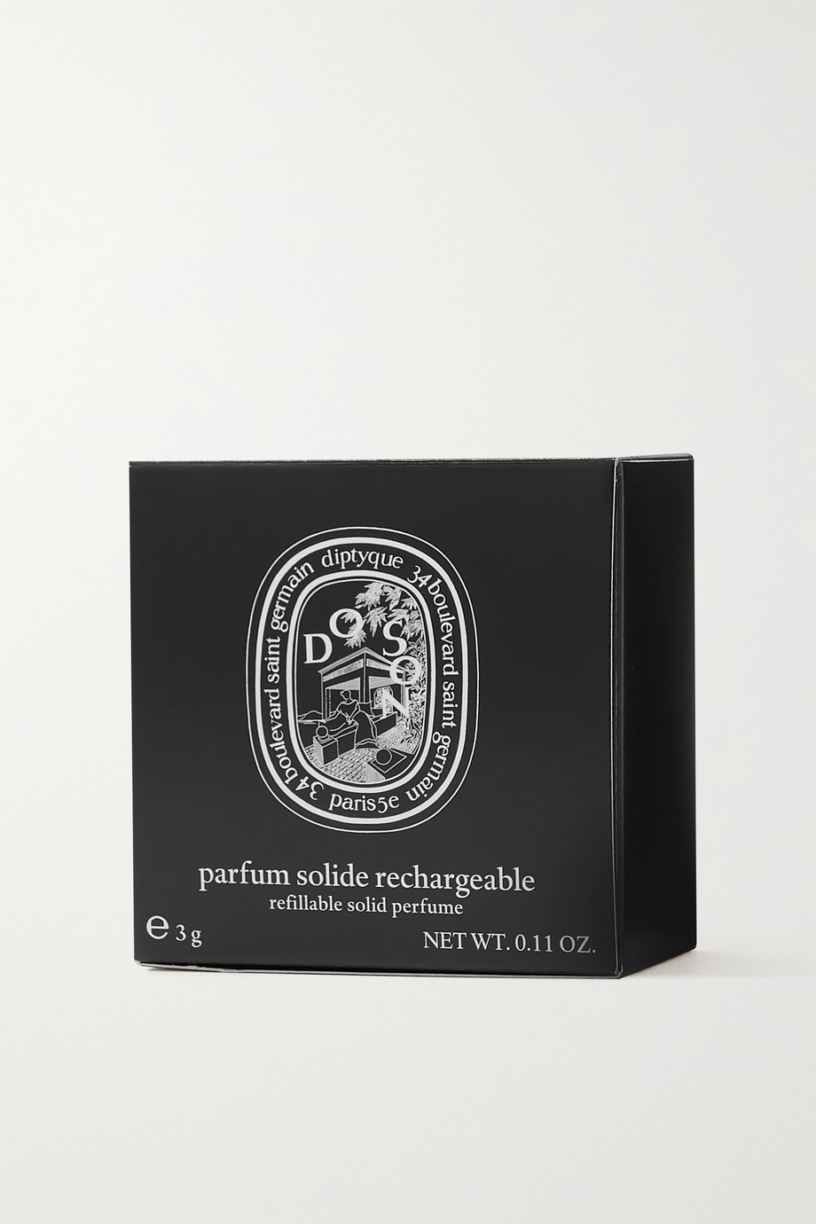 Diptyque Do Son, 3 g – Nachfüllbares Cremeparfum