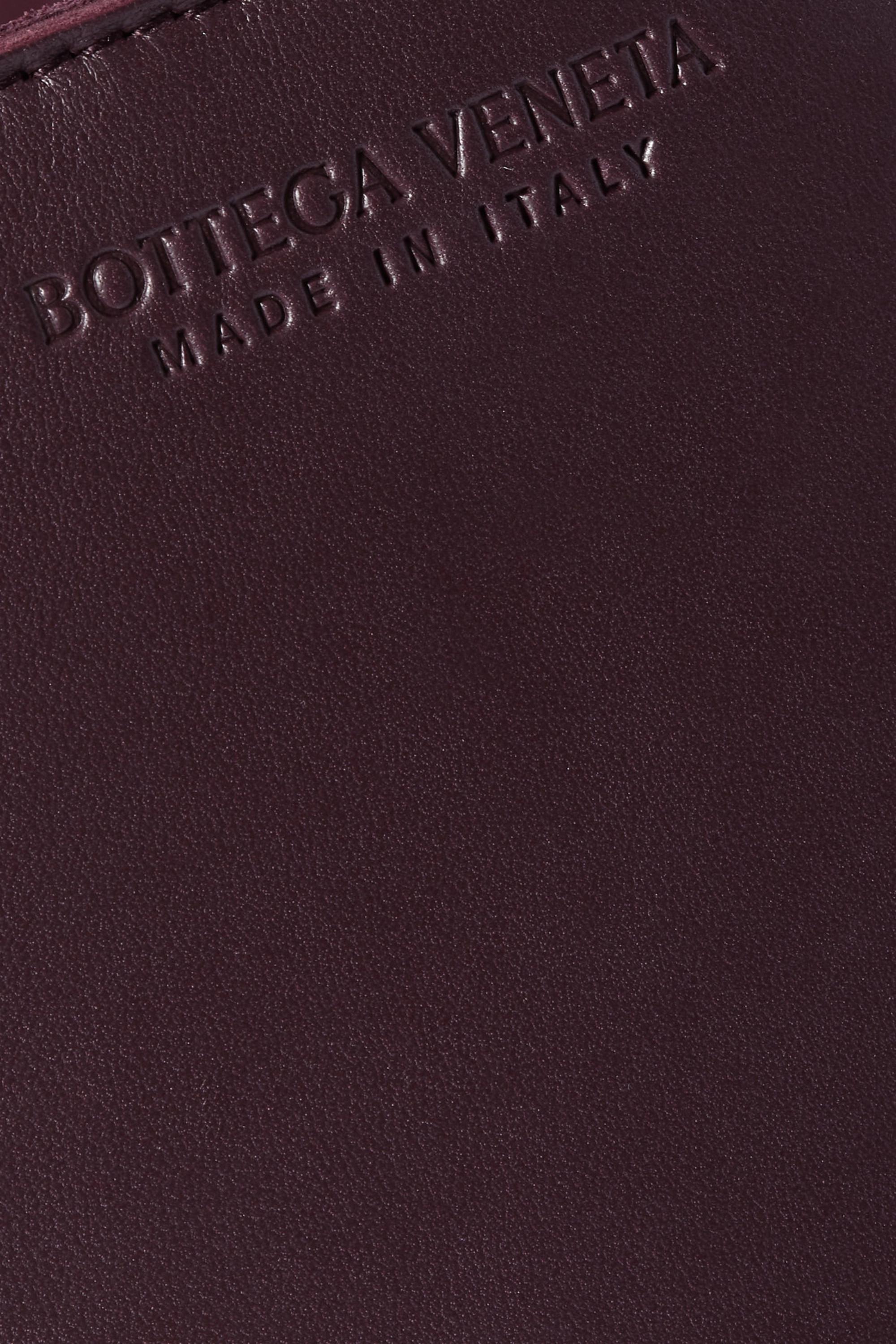 Bottega Veneta Sac à main en cuir intrecciato Arco Medium