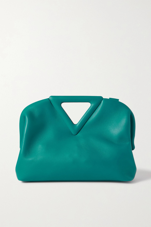 Bottega Veneta Point medium leather tote